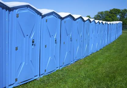 Porta Potty Rentals - Massachusetts